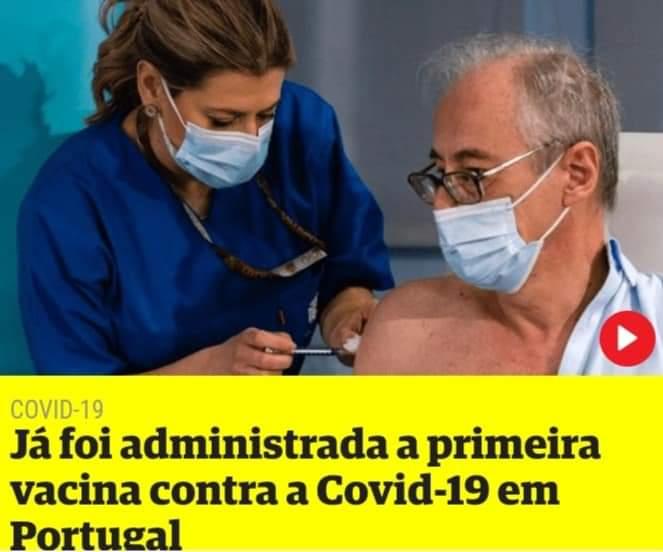 पोर्तुगलमा आजबाट कोरोना विरुद्धको खोप शुरु, पहिलो पटक स्वरुप बदलेको नयाँ कोरोना पनि भेटियो