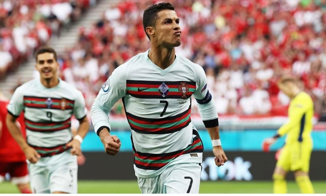 युरोकप : रोनाल्डोको सानदार प्रदर्शन संगै पोर्चुगलद्वारा हङ्गेरी ३-० ले पराजित