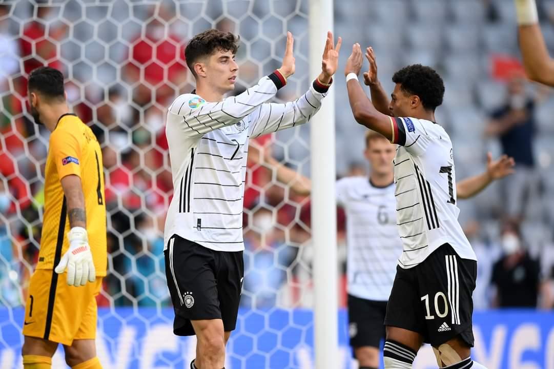 जर्मनीको चम्किदा पोर्चुगलमाथि सानदार जीत